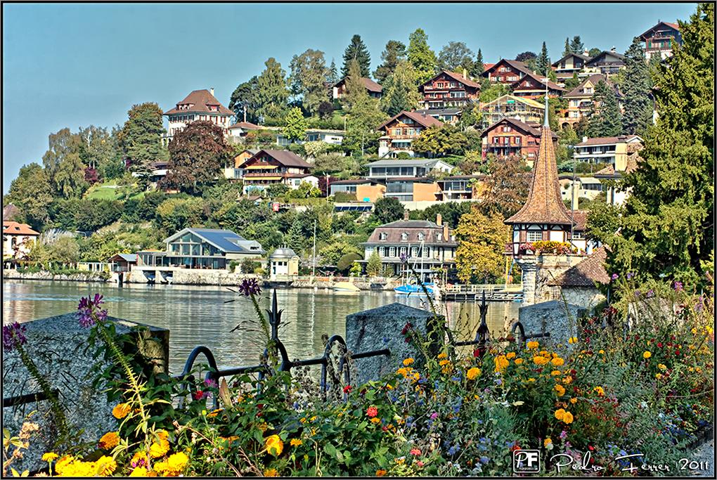 Suiza - Pueblos con encanto - Oberhofen