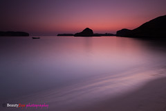 The Dawn - Nautical twilight . . . (Beauty Eye) Tags: light sea sun seascape beach sunshine night canon dark dawn am twilight tripod bubble nautical  tamron oman muscat qantab  astronomical    600d     nountain nauticaltwilight flickraward 1024mm astronomicaltwilight