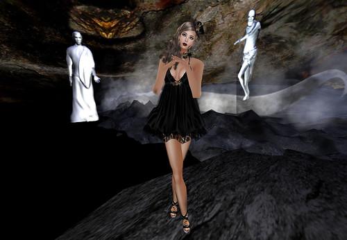 Vestida para Halloween by Cherokeeh Asteria