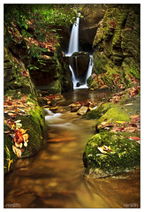 Duggar falls...from the Great Smoky Mountains (Renjith R Nair) Tags: waterfalls smokymountain duggarfalls