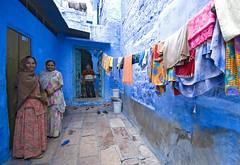 blu jodhpur (daniele romagnoli - Tanks for 10 million views) Tags: india blu jodhpur colorphotoaward mygearandme musictomyeyeslevel1