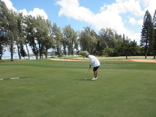 Turtle Bay Colf Course 189