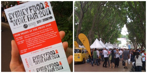 Sydney Food & Wine Fair