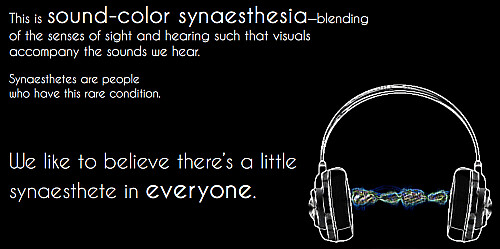 The concept of sound-color synaesthesia