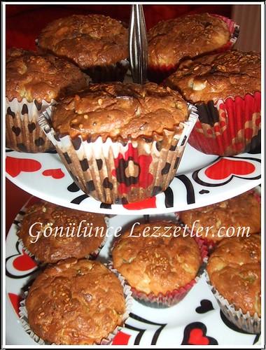 prasalı muffin