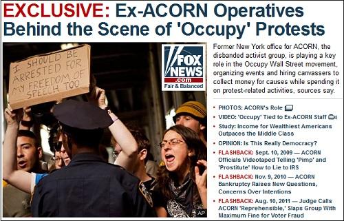 Fox News on ACORN