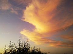 2011-10-25--18:55-Ma-Minorca-Spain. (ssantastic) Tags: sunset sky orange cloud atardecer gris power dusk gray wolke grau cielo strom nube claroscuro anaranjado abenddmmerung lightandshade lichtundschatten encendido hmmel
