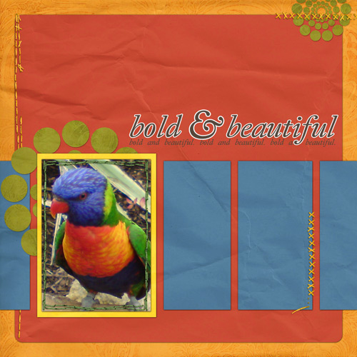 Rainbow Lorikeets by Lukasmummy