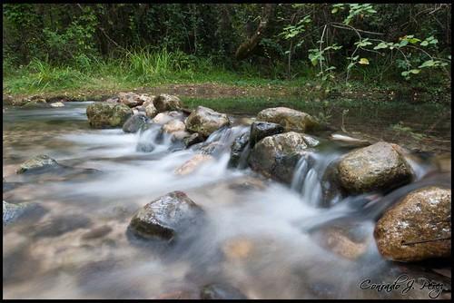 Río Majaceite by Conrado J.Pérez