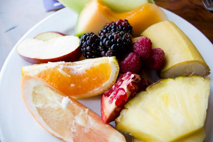 Fruit spread.