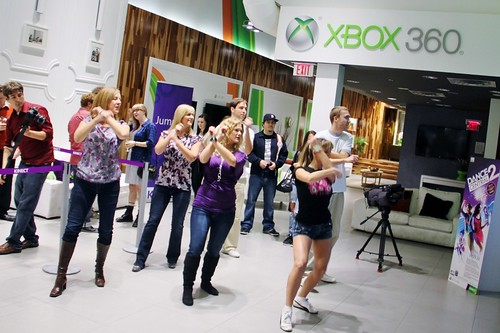 Dance Central 2 Launch 1