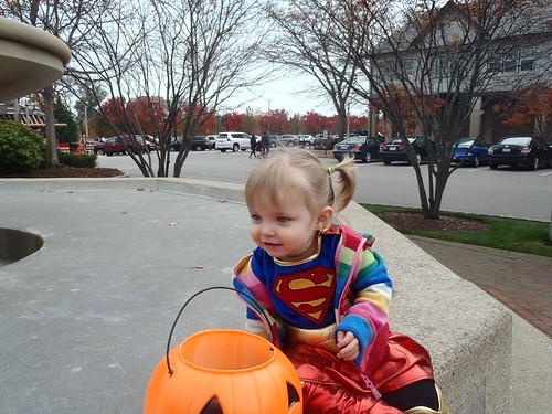 My Super Girl!