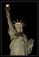 Liberty Enlightening the World #1 (BgSpiX) Tags: nyc ny newyork france monument statue architecture night liberty us symbol statueofliberty libertyisland independanceday cityofnewyork missliberty statuedelalibert benjamings bgsphotography bgspix
