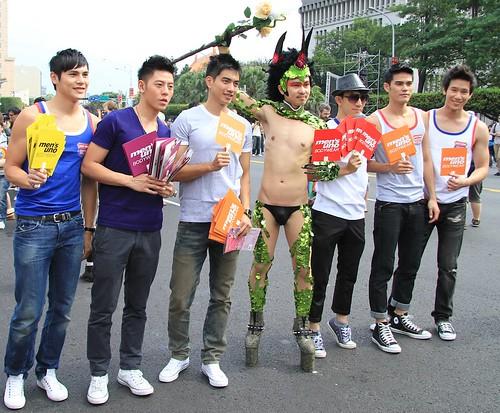 Taiwan Pride 2011-14