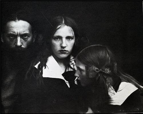 Stanisław Ignacy, Witkiewicz Tadeusz Langier, Janina & Wanda Illukiewicz (1912)