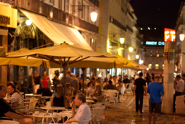 Chiado nightlife