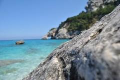 Rock (SaimonT) Tags: sea beach rock roccia goloritzé calagoloritzé