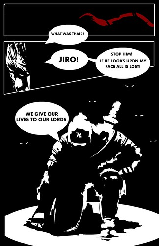 Shinobi 3DS Comic - page 5