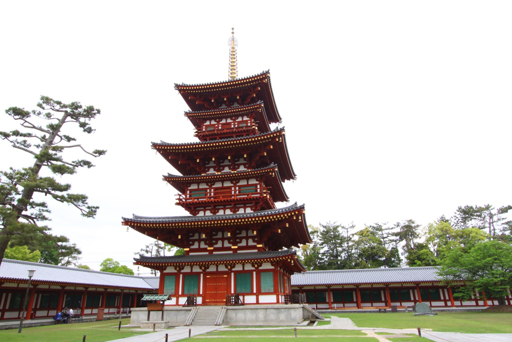 Nara Nishonokyo Walking guide (10)