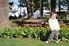 (danytzpm) Tags: boy flores flower garden jardim innocence praça menino happyboy inocência smallsquare meninofeliz