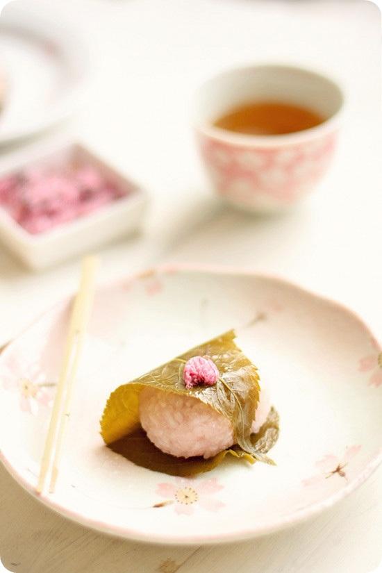 Sakuramochi 桜餅