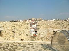 Η θέα (Σ.Φ.Α.Μ. Θεσσαλονίκης) Tags: greece πύργοστριγωνίου thessalonikiθεσσαλονίκη σύνδεσμοστωνφίλωναρχαιολογικούμουσείουθεσσαλονίκησ