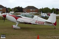 G-EEEK - 1034 - Private - Extra EA-200 - Panshanger - 110522 - Steven Gray - IMG_6656