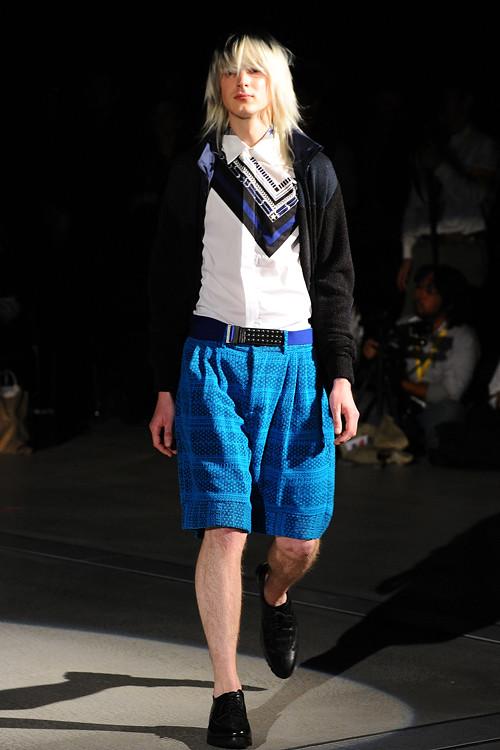 Jesper Larsson3014_SS12 Tokyo yoshio kubo(Fashion Press)