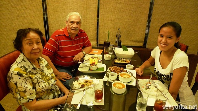 Special Pinoy dinner at C2 Classic Cuisine Greenhills!