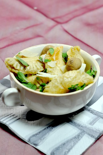 Secret Recipe Club - Potato Pierogi