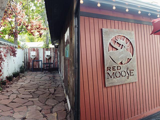 Salt Lake City Red Moose diptych