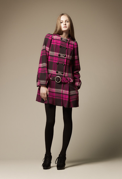 burberry blue label fall collection 2011_2