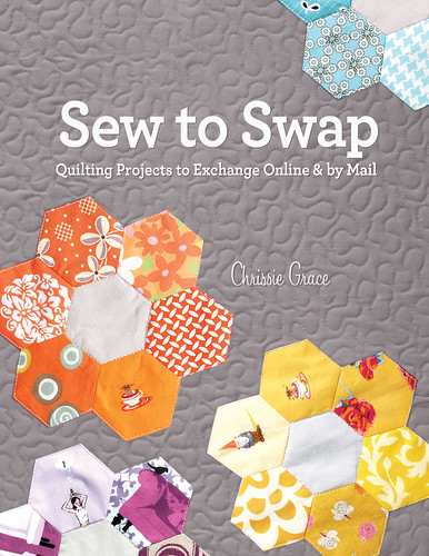 Sew to Swap book