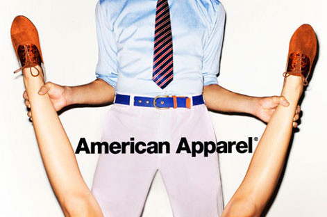 American Apparel by Tony Kelly