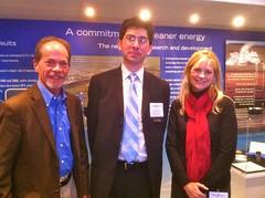 EPA regional administrator Al Armendariz tours...