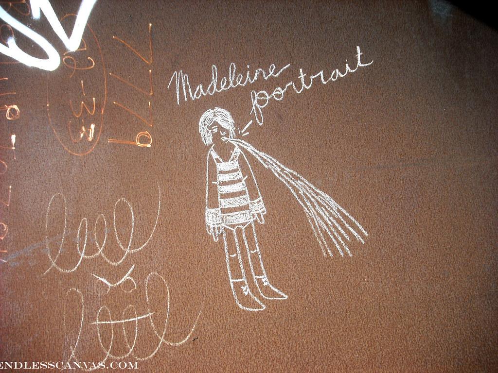 """""""Madeleine"""" - Oakland, Ca"""