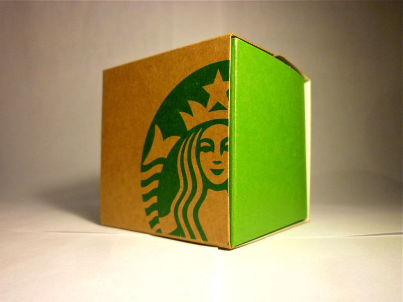 Starbuck's New Packaging