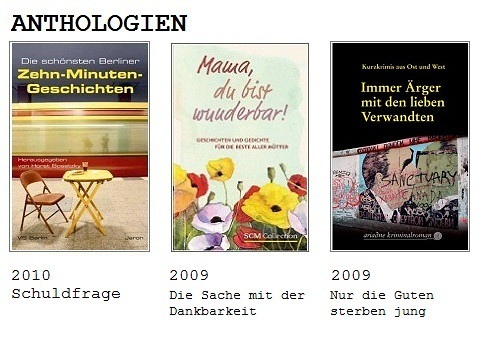 COVERGALERIE ANTHOLOGIEN