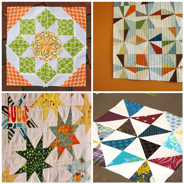 [3x6] Sampler Quilt Mini Bee - block ideas
