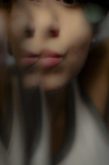 (ktrn.s) Tags: portrait woman up digital greek 50mm mirror nikon close greece d90 nikond90 kontino kathreftis gunaika