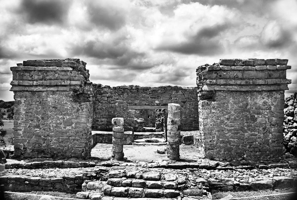 Mayan Ruins, Talum (Riviera Maya) - Mexico