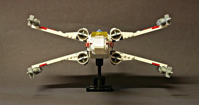 Psiaki's X-wing 6333999029_a343109a7f_z