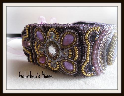 embroidery Ladyaran detalle by Rebeca_Rodriguez