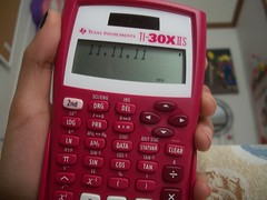 11.11.11 (-michellle) Tags: pink calculator wish 111111