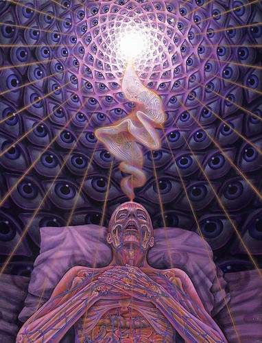 Alex Grey Death
