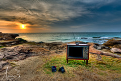 Sculpture by the Sea Bondi - Best of Perth (sachman75) Tags: new sculpture art television festival tv display artistic sydney australia her bond newsouthwales tamarama coastalwalk canon1740mmf4 easternsuburbs bestofperth canon5dmarkii kmse sculpturebythesea2011