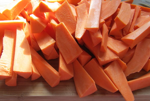 Sweet Potatoes, Chopped