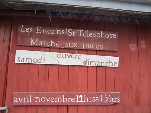 At Encan Saint-Télésphore