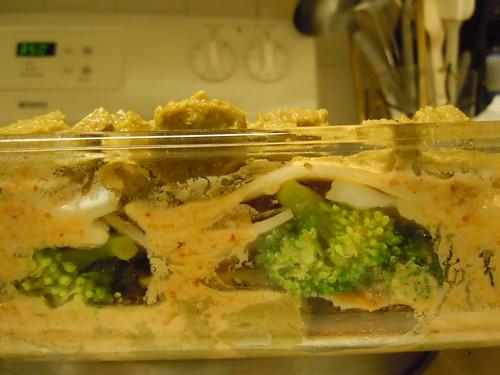 Thai Lasagna