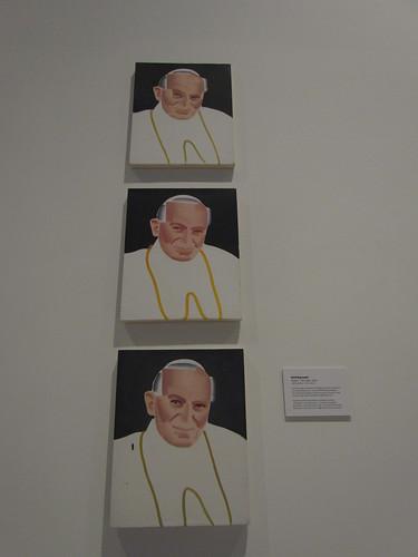 Rafal Bujnowski: The Pope